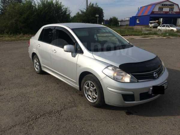 Nissan Tiida, 2012 год, 437 000 руб.