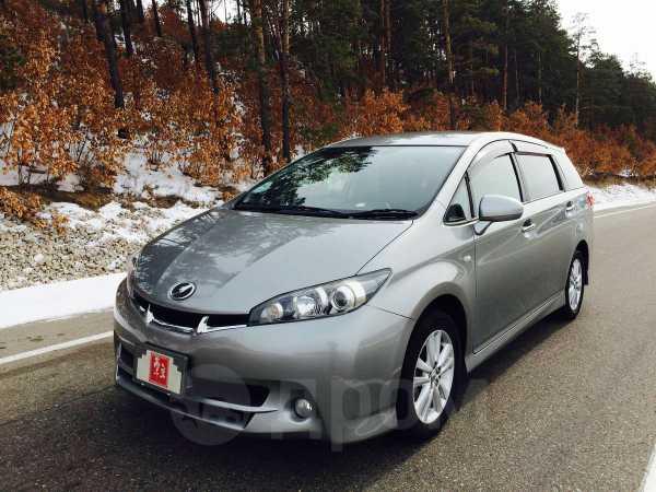 Toyota Wish, 2010 год, 795 000 руб.
