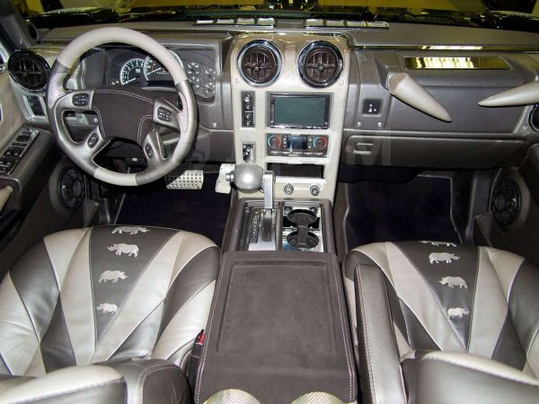 Hummer H2, 2006 год, 2 750 000 руб.