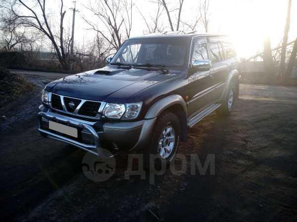 Nissan Patrol, 2000 год, 755 000 руб.