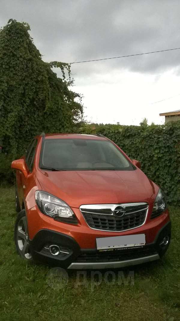 Opel Mokka, 2014 год, 895 000 руб.