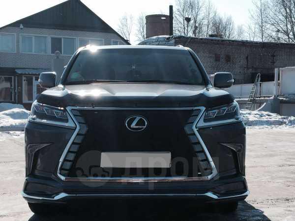 Lexus LX450d, 2016 год, 5 780 000 руб.