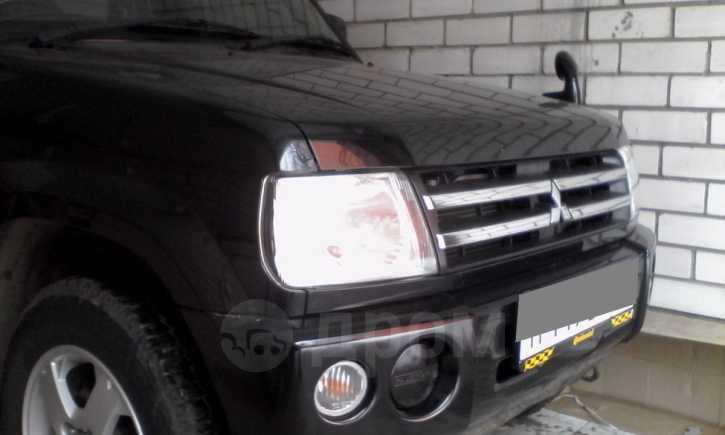 Mitsubishi Pajero Mini, 2008 год, 347 000 руб.