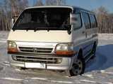 Первомайский Тойота Хайс 2001
