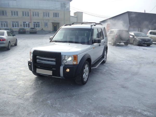 Land Rover Discovery, 2005 год, 757 000 руб.