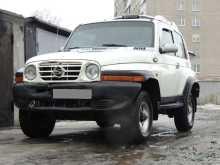 Барнаул Korando 2002