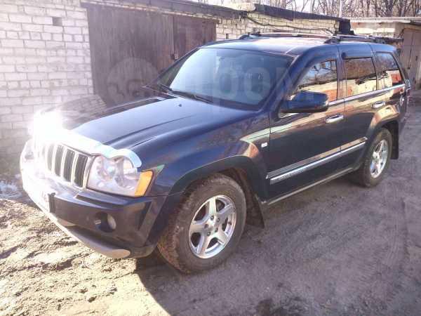 Jeep Grand Cherokee, 2006 год, 650 000 руб.