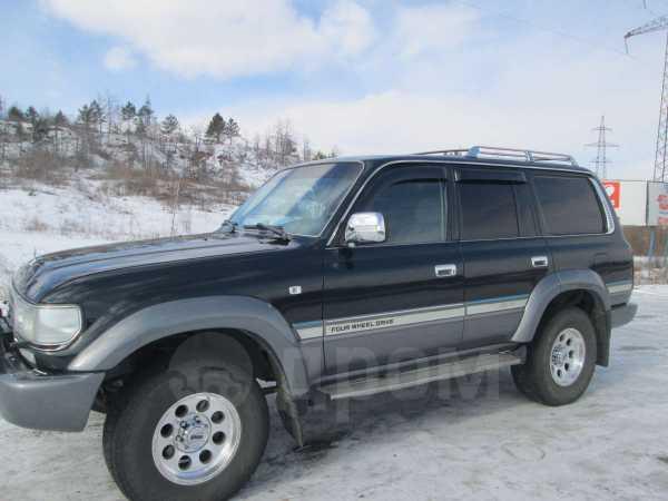 Toyota Land Cruiser, 1996 год, 905 000 руб.