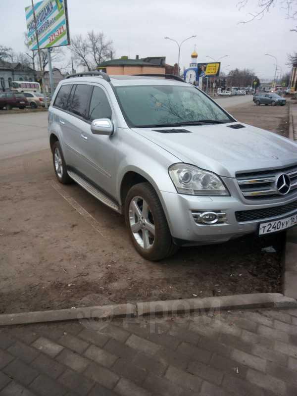 Прокат Mercedes-Benz GL на свадьбу от Арт-Авто прокат