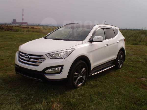 Hyundai Santa Fe, 2015 год, 1 750 000 руб.