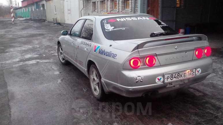 Nissan Skyline, 1998 год, 180 000 руб.