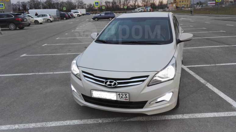 Hyundai Solaris, 2015 год, 690 000 руб.