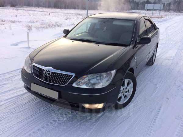 Toyota Camry, 2004 год, 445 000 руб.