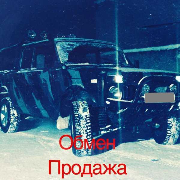 Лада Нива Пикап, 2001 год, 175 000 руб.