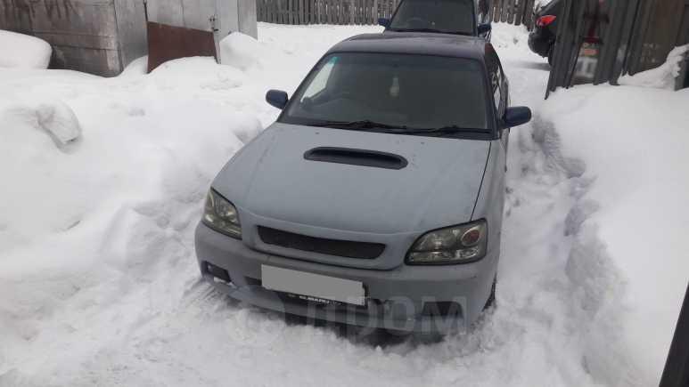 Subaru Legacy B4, 2002 год, 150 000 руб.