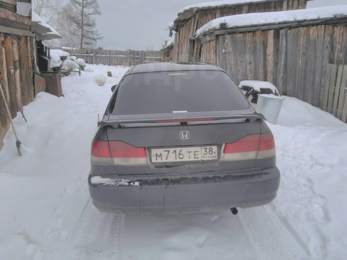 honda domani универсал кузов фото