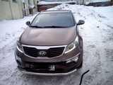 Новокузнецк Kia Sportage 2013