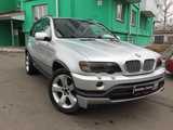 Абакан BMW X5 2002