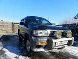 Забайкальск Террано 1998