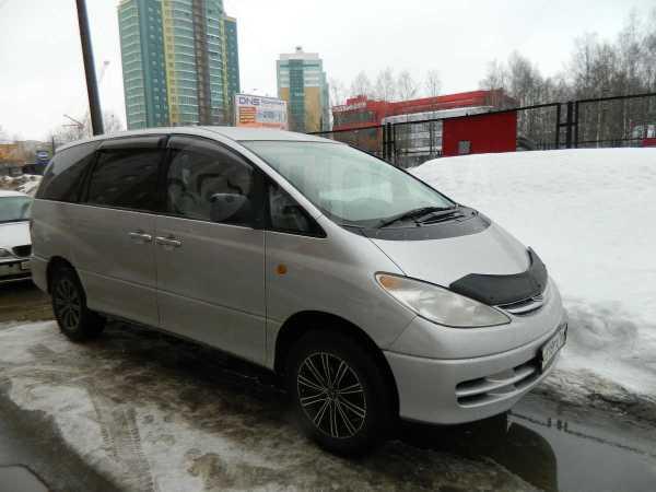 Toyota Estima, 2001 год, 499 000 руб.