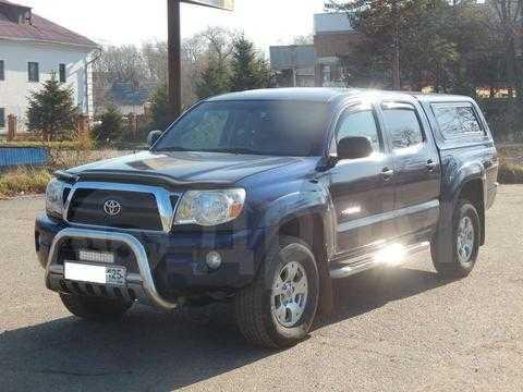 AUTO.RIA – Продажа Тойота Такома бу: купить Toyota Tacoma ...