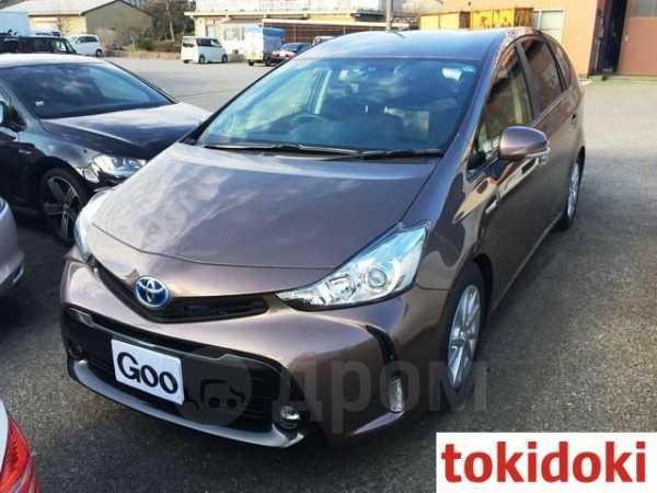 Toyota Prius a, 2014 год, 890 000 руб.