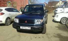 Краснодар Pajero Pinin 2000