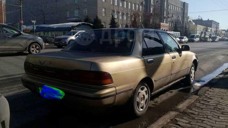 Toyota Carina, 1990 год, 59 999 руб.