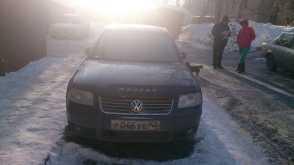 Кемерово Passat 2001
