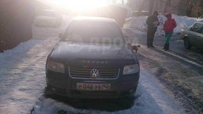 Volkswagen Passat, 2001 год, 400 000 руб.