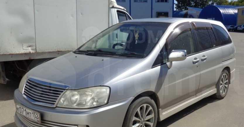 Nissan Liberty, 2001 год, 239 000 руб.