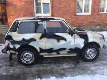 Иркутск 4x4 2121 Нива 1984