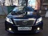 Краснодар Тойота Камри 2014