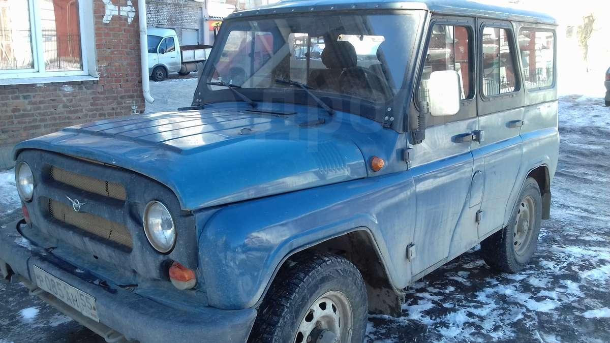 продажа уаз хантер в омской области