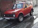 Ангарск 4x4 2121 Нива 1991