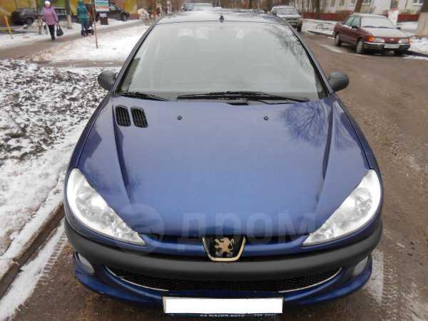 Peugeot 206, 2008 год, 189 000 руб.