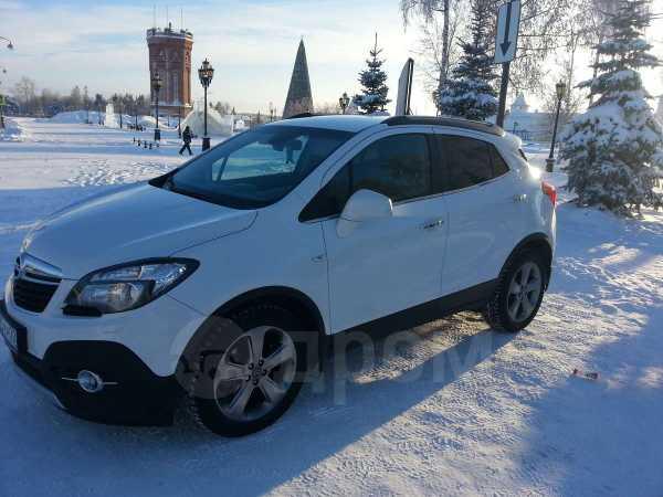 Opel Mokka, 2013 год, 695 000 руб.