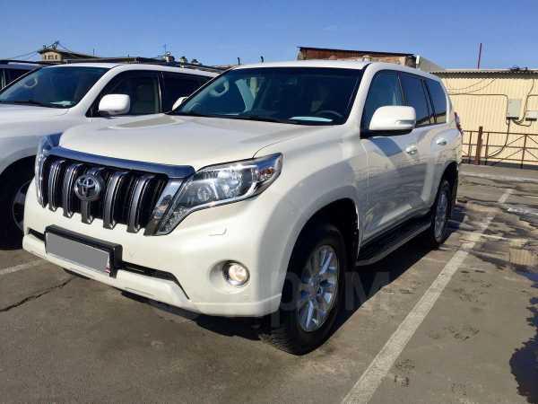 Toyota Land Cruiser Prado 2014 год #11