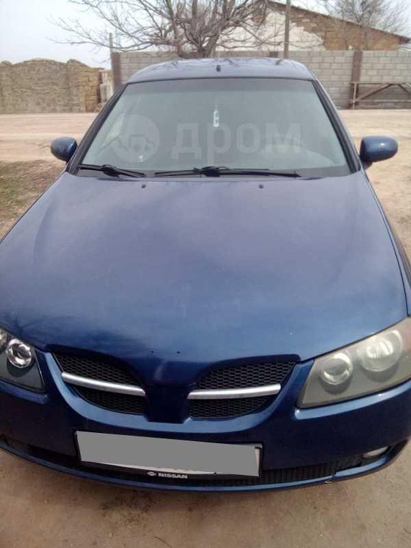 Nissan Almera, 2003 год, 210 000 руб.