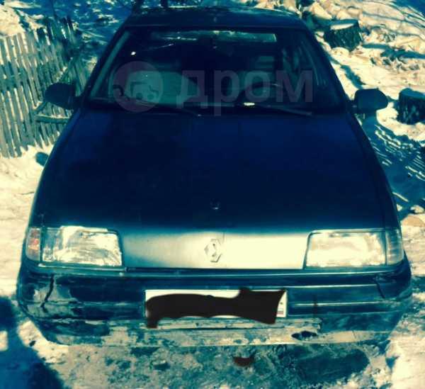 Renault 19, 1989 год, 17 000 руб.
