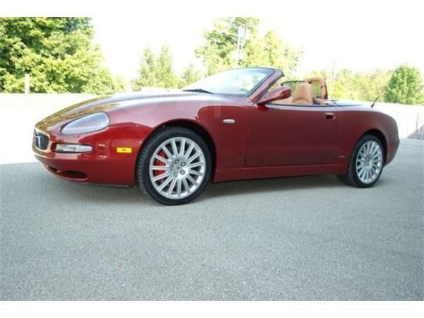 Maserati Spyder, 2002 год, 1 200 000 руб.