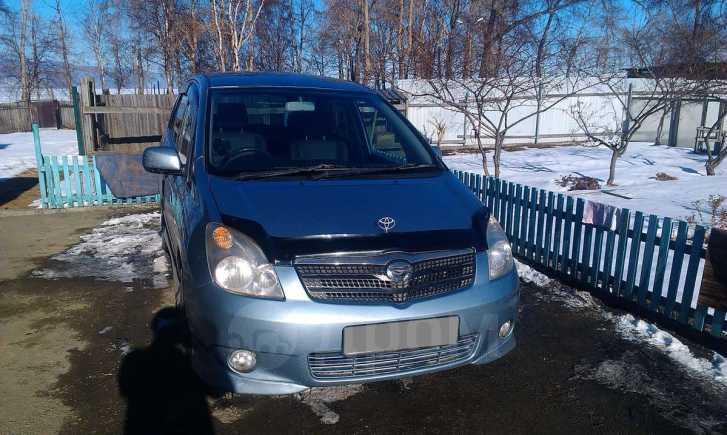 Toyota Corolla Spacio, 2003 год, 360 000 руб.