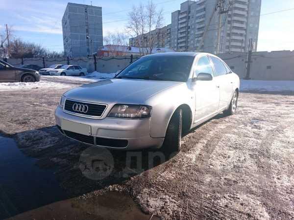 Audi A6, 2001 год, 270 000 руб.