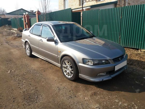 Honda Accord, 1999 год, 280 000 руб.