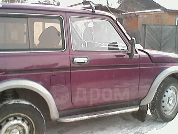 Лада 4x4 2121 Нива, 2001 год, 190 000 руб.