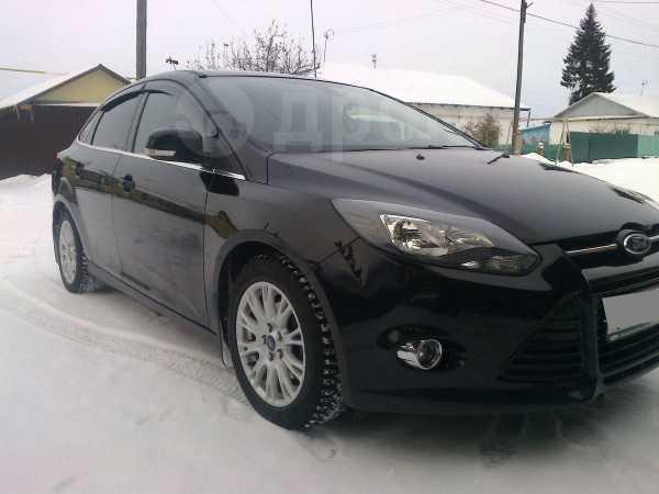 Ford Focus, 2013 год, 620 000 руб.