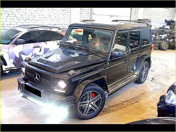 Mercedes-Benz G-Class, 2013 год, 5 600 000 руб.