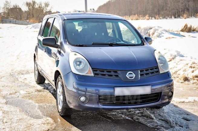 Nissan Note, 2007 год, 275 000 руб.