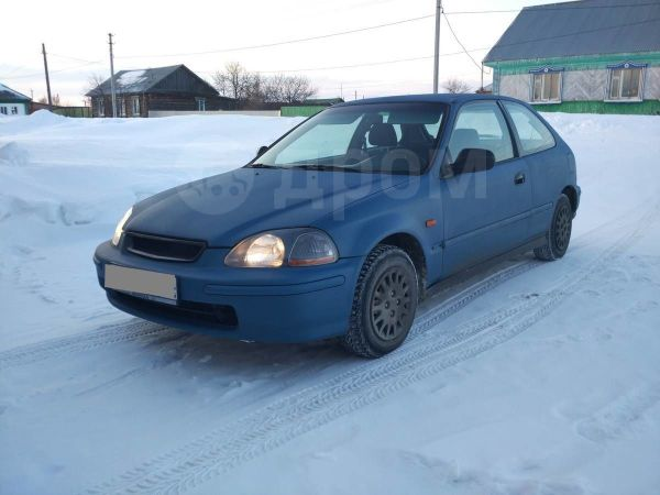 Honda Civic, 1997 год, 155 000 руб.
