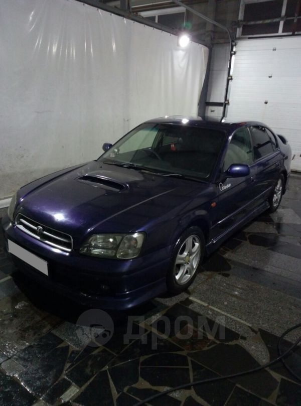 Subaru Legacy B4, 1999 год, 290 000 руб.